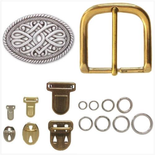 Spenner, låser, kroker og strammere