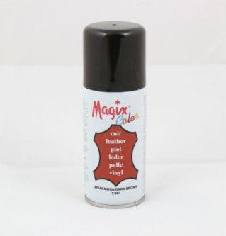 MAGIX SPRAY - SKINN / SKAI / PVC - SVART - 150 ML
