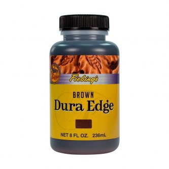 KANTFARGE DURA EDGE - 236 ML - BRUN