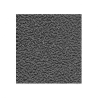 HÆLPLATE SORT 6MM FIN RUGLE 39,5x62 CM