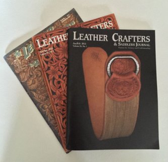 THE LEATHER CRAFTERS AND SADDLERS JOUR.