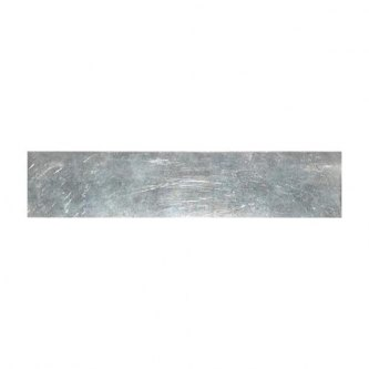 Sølvplate 1 mm 2*10CM