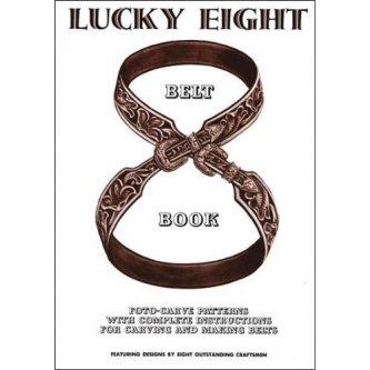 LUCKY EIGHT BELT BOOK
