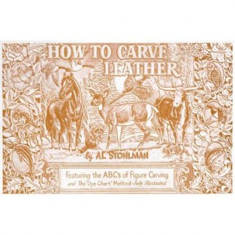 HOW TO CARVE LEATHER - ENGELSK