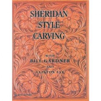 SHERIDAN STYLE CARVING - ENGELSK
