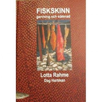 BOK - FISKESKINN GARVING OG SØM