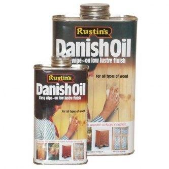 DANISH OIL 1/4L