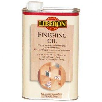 LIBERON FINISHING OIL 0,5LITER