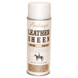 LEATHER SHEEN SPRAYFLASKE 370 GR