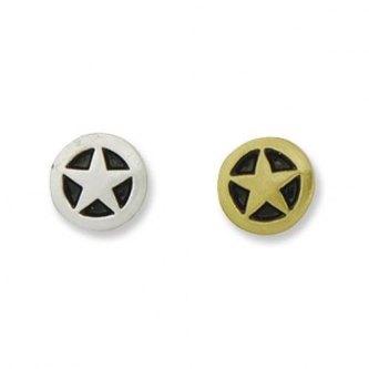 CONCHO NITE MINI - STAR - GOLD PLATE