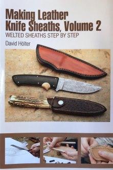 MAKING LEATHER KNIV SHEATS - VOL. 2