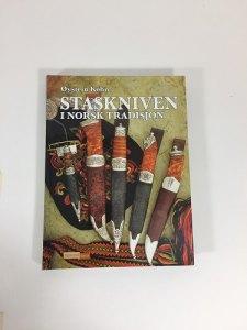BOK - STASKNIVEN I NORSK TRADISJON - NORSK
