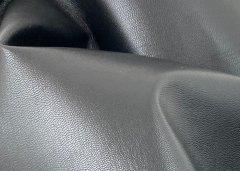 GEIT NAPPA Sort TYNN 0,6-0,8mm /stk