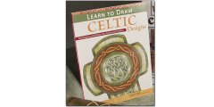 LEARN TO DRAW CELTIC DESIGNS - ENGELSK
