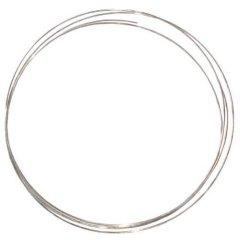 Sølvtråd Ø 2 mm 1 dm