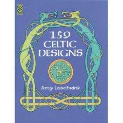 159 CELTIC DESIGNS - ENGELSK