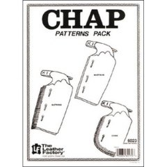 MØNSTER - MAL FOR CHAPS NY TYPE US