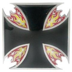 SPENNE TINN KORS/ FLAMMER/MALTESER