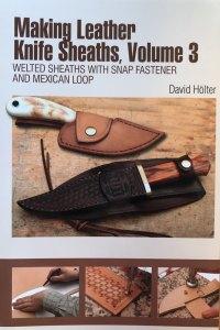 MAKING LEATHER KNIV SHEATS - VOL. 3